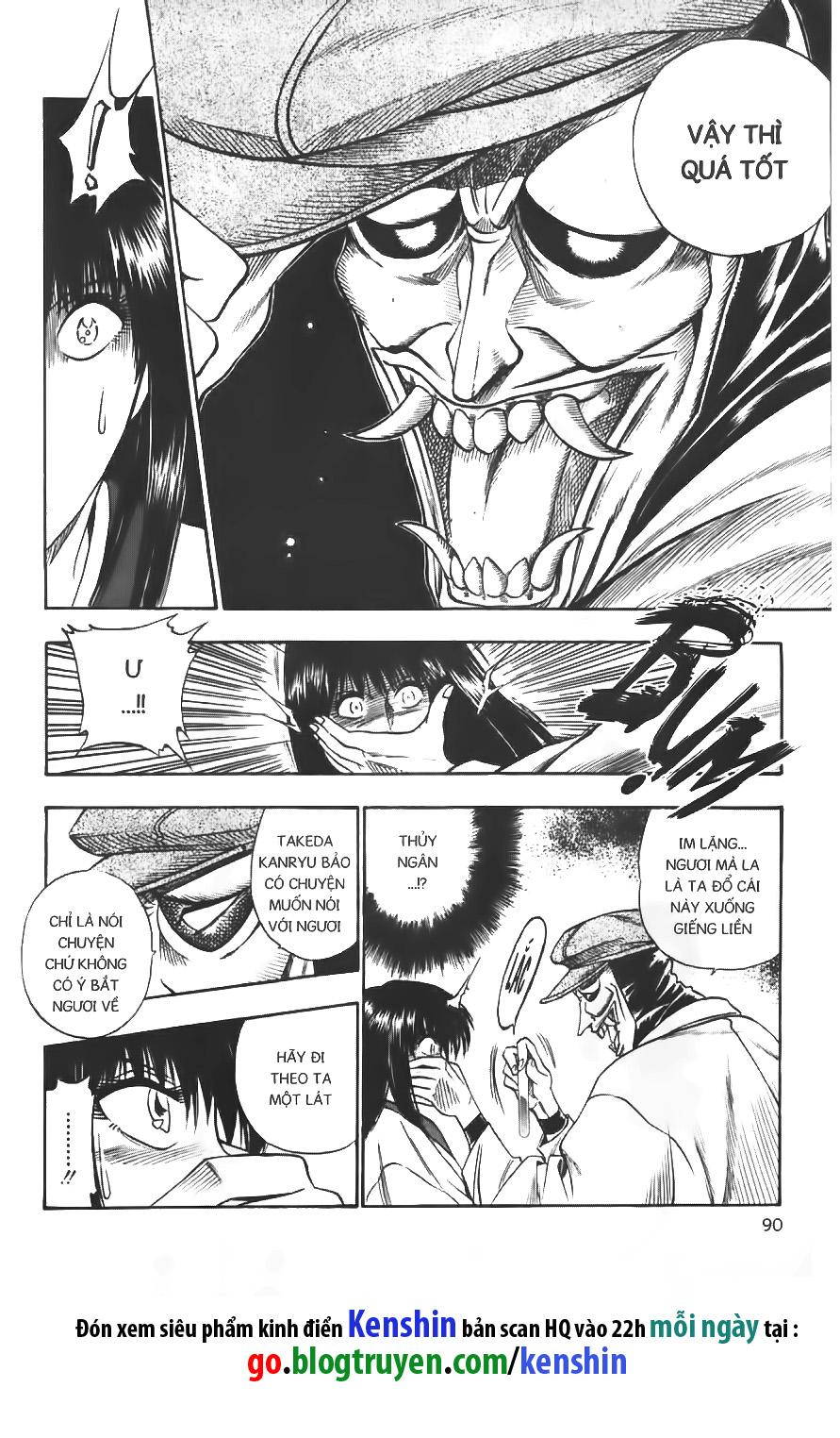 Rurouni Kenshin chap 20 trang 8