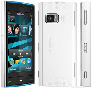 Spesifikasi dan Harga HP Nokia X6