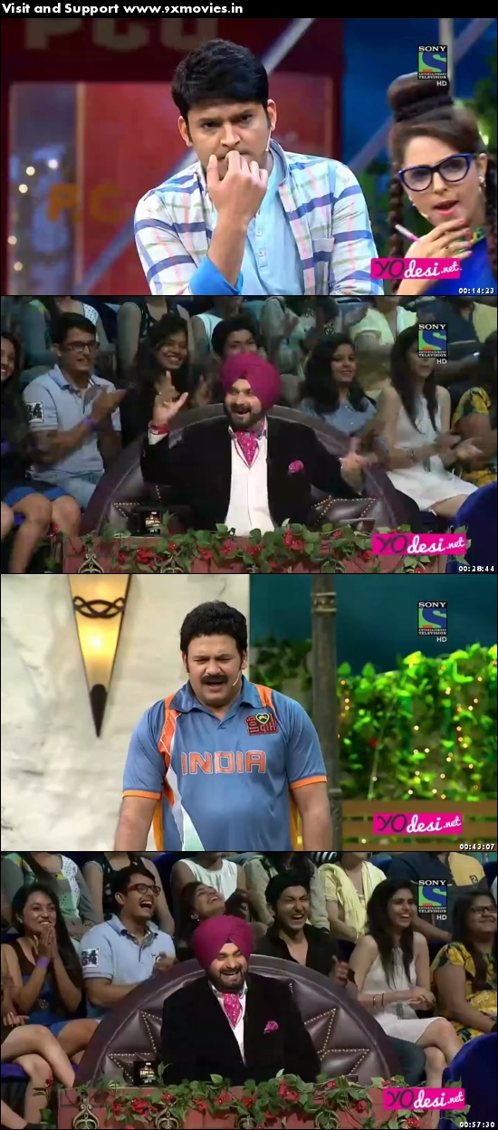 The Kapil Sharma Show 01 May 2016 HDTV 480p