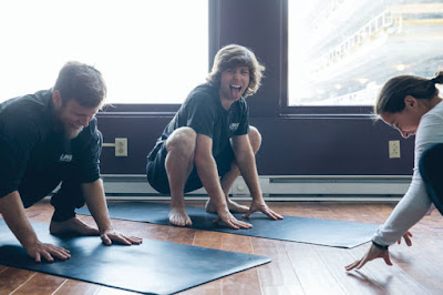 Lululemon Elite Ambassador Kevin Pearce. Photo: Lululemon