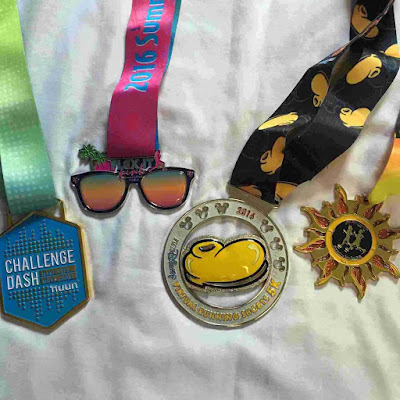 virtual race medals running walking