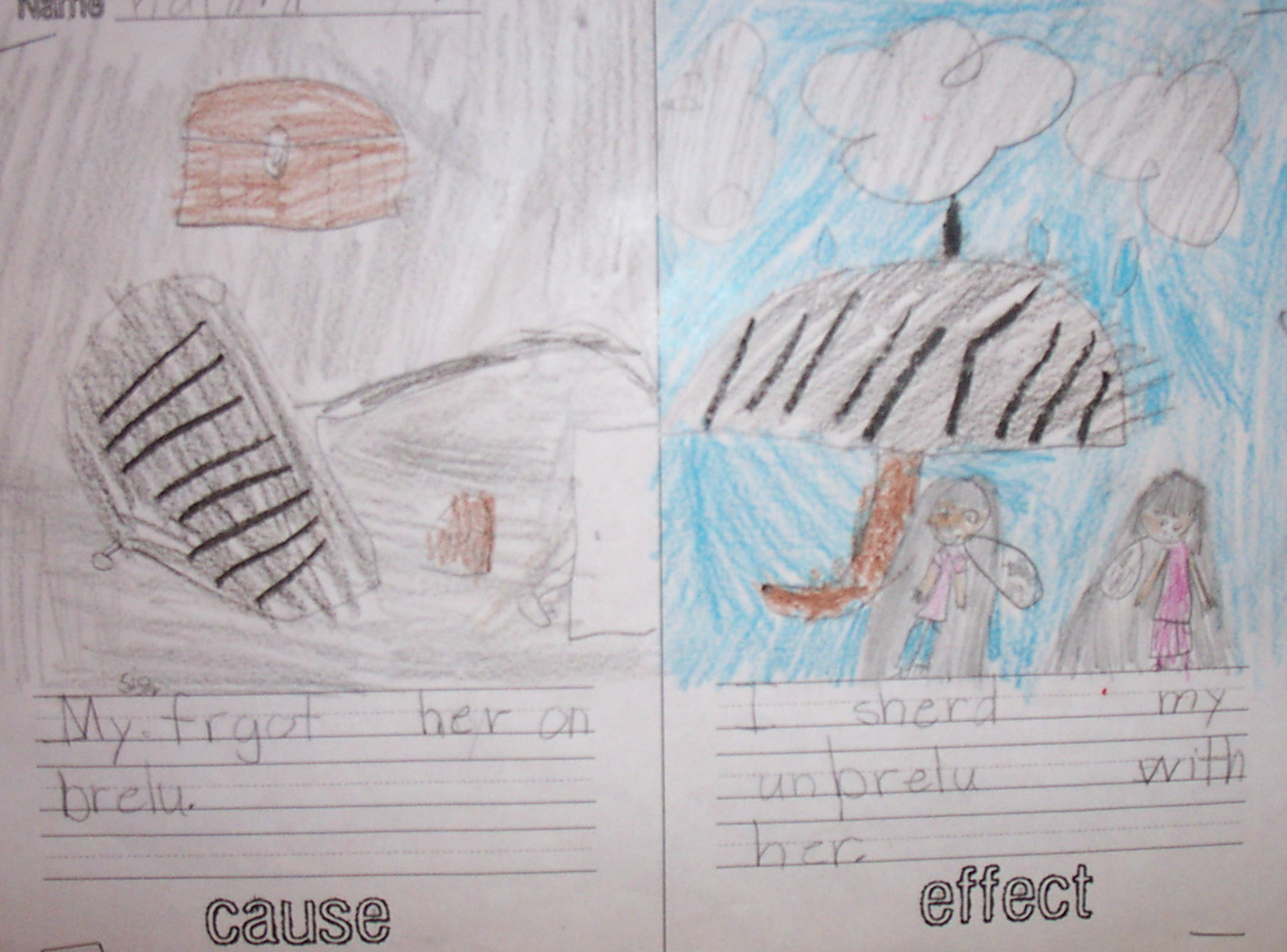 Teacher Idea Factory It S For A Good Cause And Effect