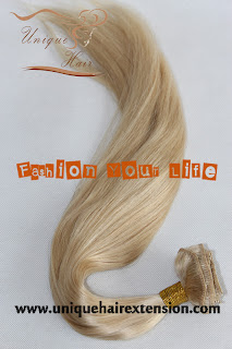 55cm clip in hair extensions