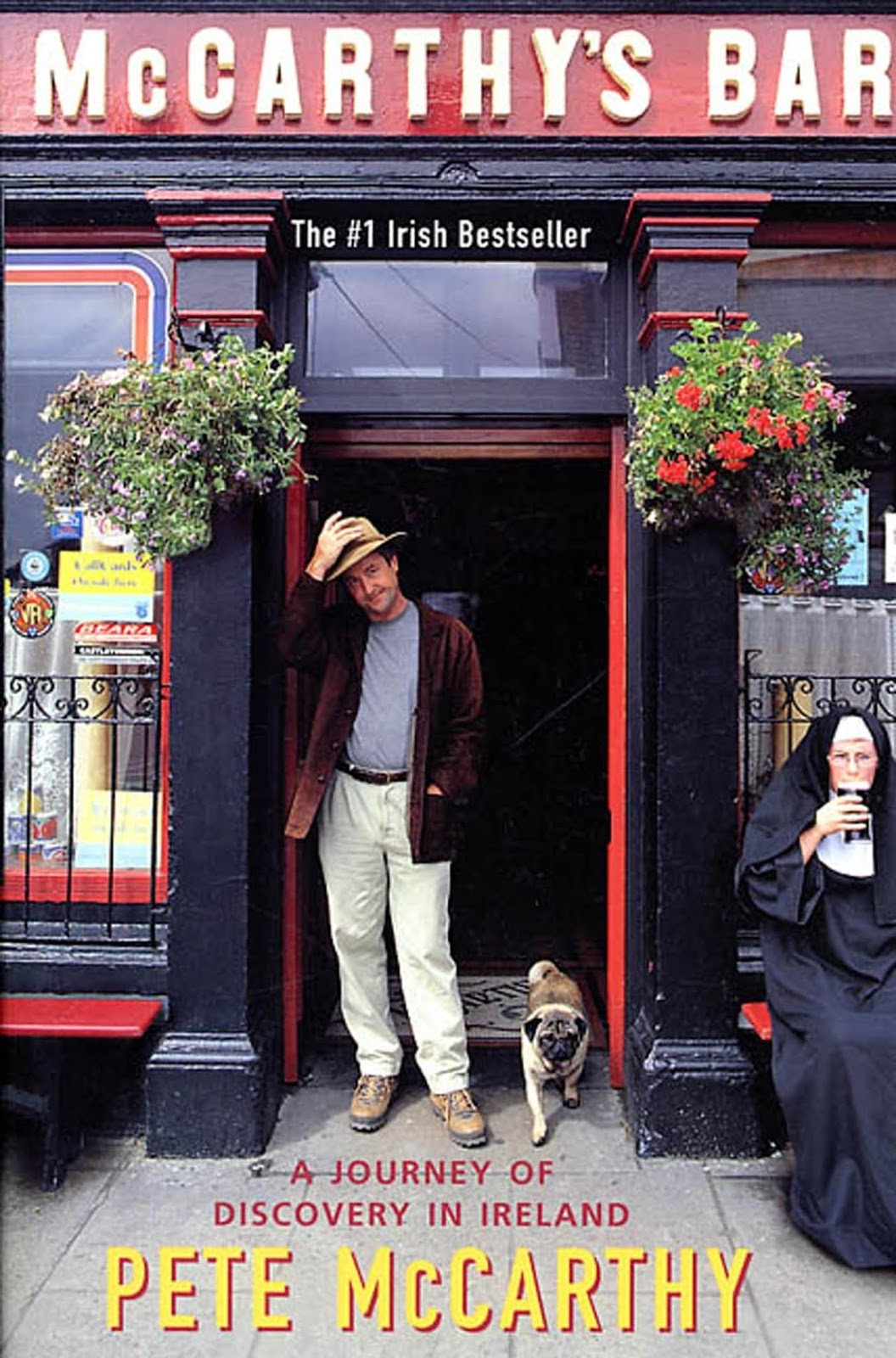 McCarthy's Bar, Pete McCarthy