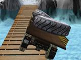"""في لعبة """"Mountain Truck: Transportation"""" ، ستحتاج إلى نقل البضائع في الجبال في أوقات مختلفة من السنة."""