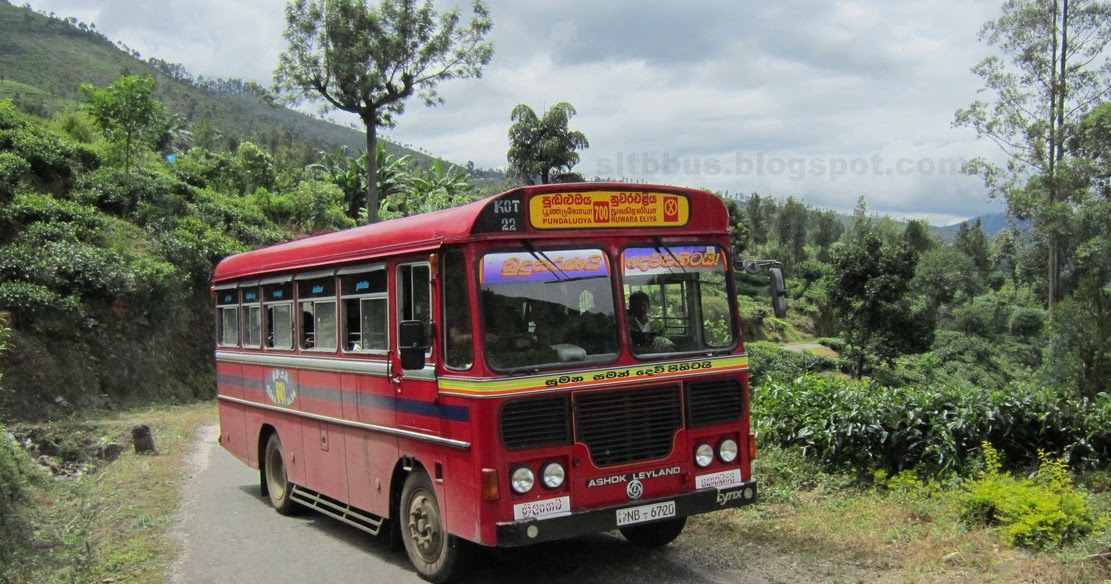 Sltb Buses ශ් රී ලංගම බස් Ashok Leyland Lynx Bus From