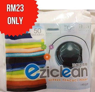 eziclean laundry