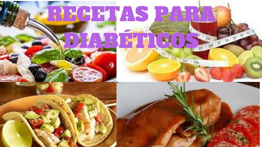 RECETAS DE COMIDA PARA DIABETICOS: GASTRONOMÍA Y NUTRICIÓN..