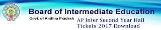 Manabadi AP Inter 2nd Year Results 2017