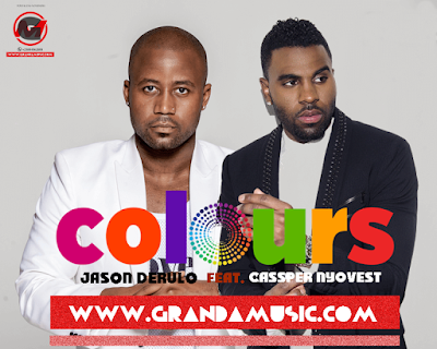 Jason Derulo feat. Cassper Nyovest -  Colours (2018) | Download Mp3