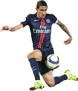 Angel Di Maria - Paris Saint-Germain (PSG)
