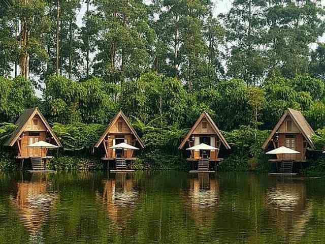 Dusun Bambu Family Leisure Park di Lembang