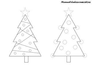 collage-navidad-arboles-molde