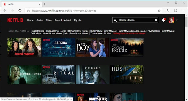 Como usar os códigos secretos da Netflix