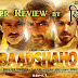 Teaser Review of Baadshaho in Hindi: Package of Action and Thrill
