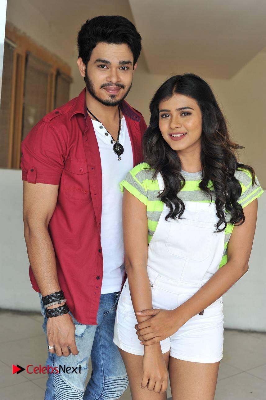 Angel Telugu Movie Latest Photos