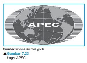Asia Pasific Economic Cooperation (APEC)
