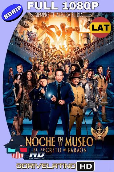 Una Noche en el Museo 3 (2014) BDRip 1080p Latino-Ingles MKV