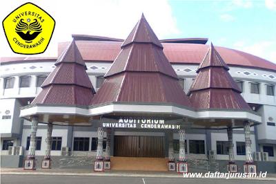 Daftar Fakultas dan Program Studi UNICEN Universitas Cenderawasih Jayapura