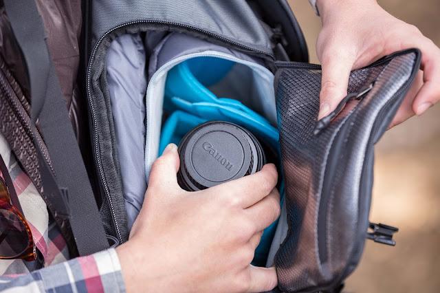 Thule Covert DSLR Rolltop Backpack Fotorucksack 08
