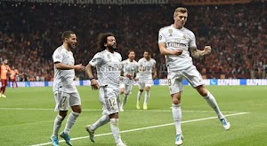 بهدف وحيد ريال مدريد يحقق فوز صعب على فريق غلطة سراي في الجولة الثالثه من دوري أبطال أوروبا