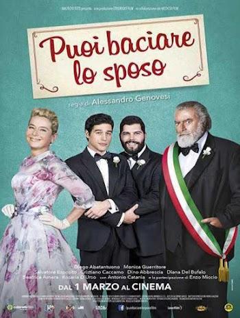 VER ONLINE Y DESCARGAR: Puedes Besar Al Novio - Puoi Baciare Lo Sposo - PELICULA - Italia - 2018 en PeliculasyCortosGay.com
