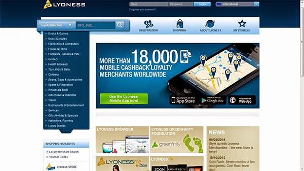 Obtén un reembolso de dinero en más de 5000 tiendas online