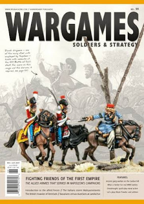 Wargames, Soldiers & Strategy, 99, Dec-Jan 2018-2019
