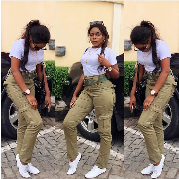 Is she the hottest female Youth Corps member around? Internet reacts