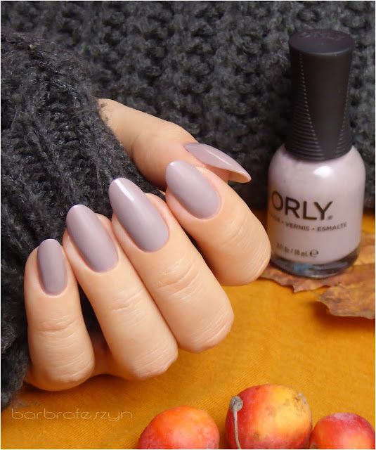 Orly Cashmere Crisis