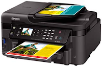 Epson WorkForce WF-2540 Resetter Download