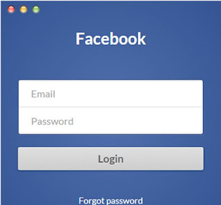 login like facebook