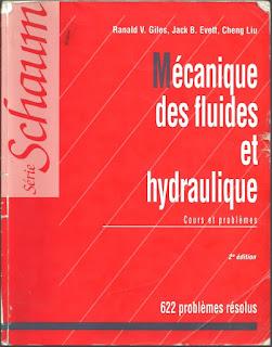 Série Schaum Mécanique des fluides et hydraulique scanpdf