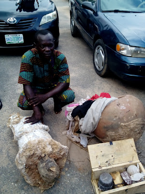 Why I Became A Fraudster- 33years Old  Herbalist