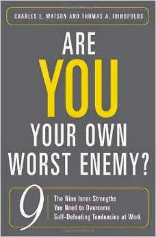 Are You Your Own Worst Enemy? Pdf Book By Charles E. Watson & Thomas A. Idinopulos