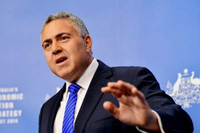 North Korea: Joe Hockey warns against 'tickling the tummy' of Kim Jong-un