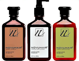 novuhair, healthy hair