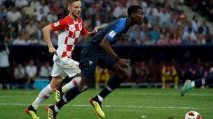 Mourinho adai pogba anaelewa kilichomfanya kufanya vyema kombe la dunia
