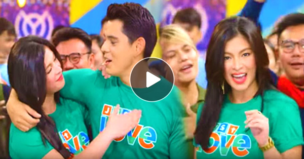 WATCH: The ABS-CBN Christmas Station ID 2017! Angel Locsin and other Stars Added Color to the Station ID!