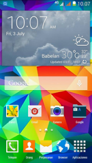 Custom Rom Samsung S5 For Advan S5E Dan S5E PRO