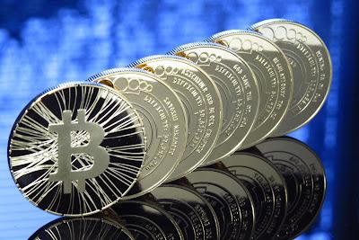 Bitcoin jyrää!