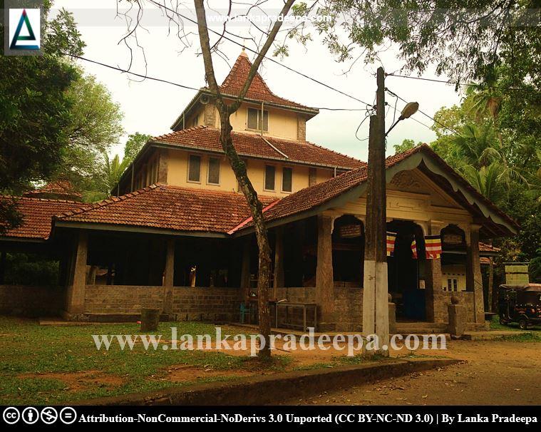 Warakagoda Raja Maha Viharaya, Kalutara, Sri Lanka