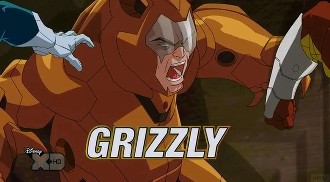 Ultimate spider man web warriors squirrel girl - photo#34