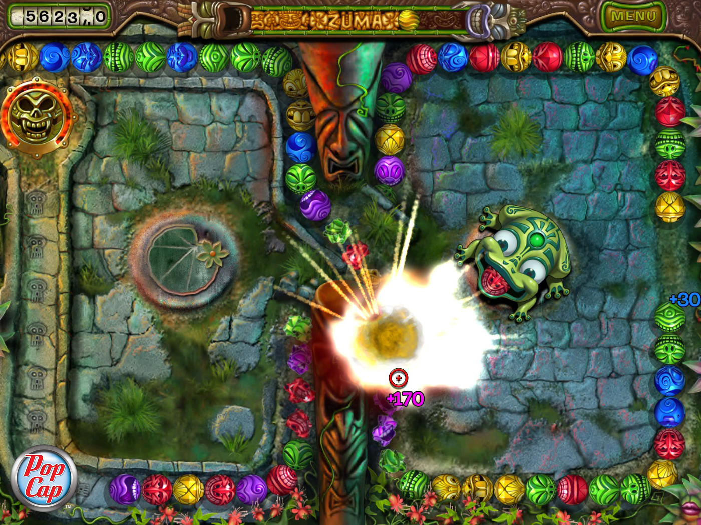 Zuma deluxe game free download full version for mobile.
