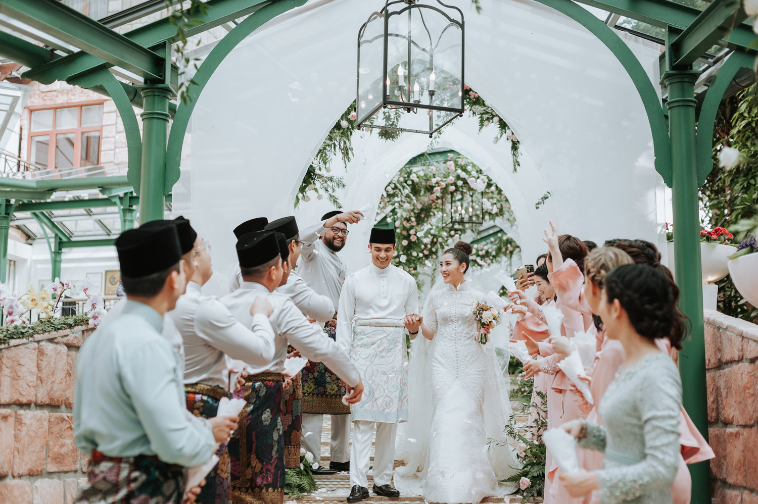 wedding ideas malaysia fairytale the chateau spa and organic wellness resort 27988