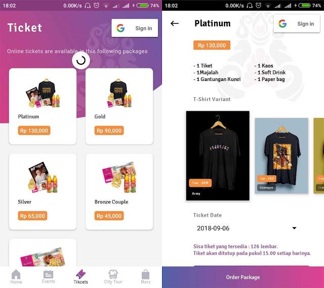 Grebeg Suro Apps 2018: Lebih Lengkap Dan Modern