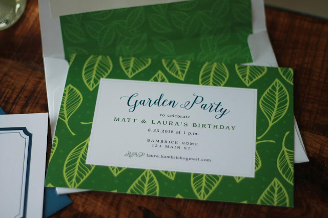 Create Completely Customizable Invites for Your Next Party