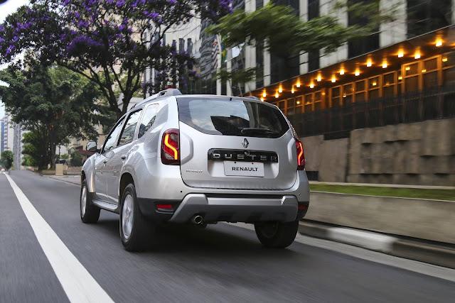 Novo Renault Duster 2017
