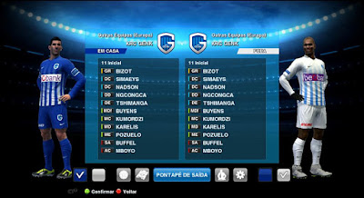 PES 2013 KRC Genk 2016/2017 GDB by Flash&EVA
