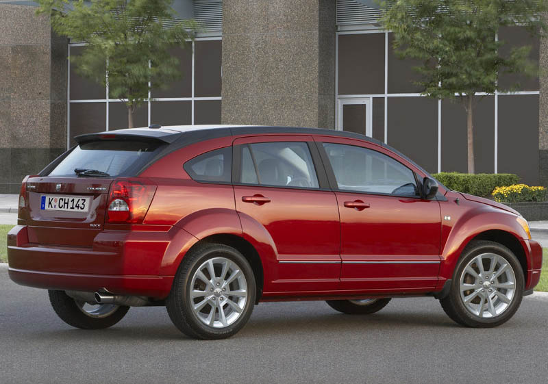Caliber Car: POWER CARS: Dodge Caliber, 2010
